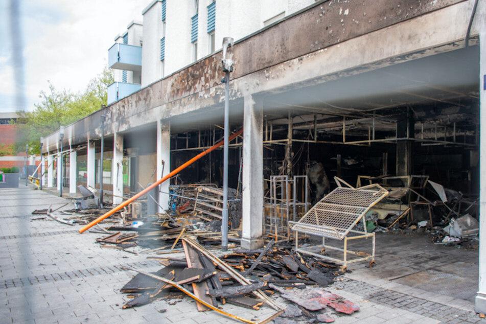 Große Zerstörung hat ein Brand in einem türkischen Geschäft angerichtet. (Archivbild)