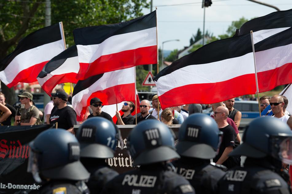 Im zweiten Quartal des Jahres 2021 stieg die Zahl rassistischer Vergehen in Brandenburg deutlich an. (Symbolbild)