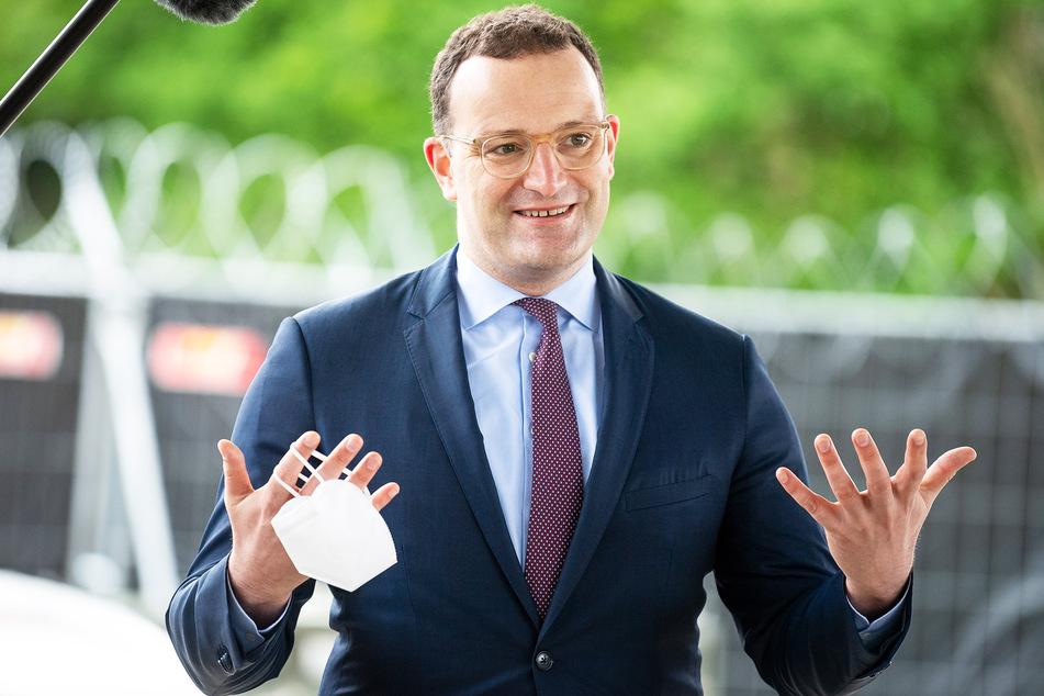 Jens Spahn (40, CDU), Bundesgesundheitsminister, will weitere Lockerungen sinnvoll abstimmen.