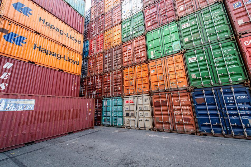 Im Corona-Jahr 2020 war der Gesamtwert der nordrhein-westfälischen Exporte auf den niedrigsten Stand seit zehn Jahren gesunken. (Symbolfoto)
