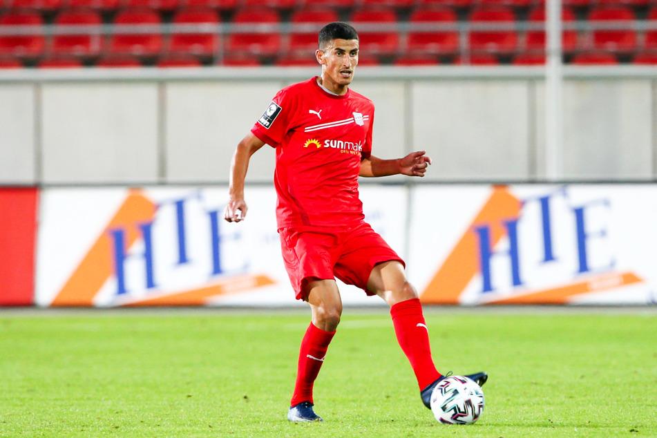 Ali Odabas (27) stand 2020/21 nur noch 27 Minuten für den FSV Zwickau auf dem Feld. Wenig verwunderlich, dass sich die Wege zum 1. Juli trennen.