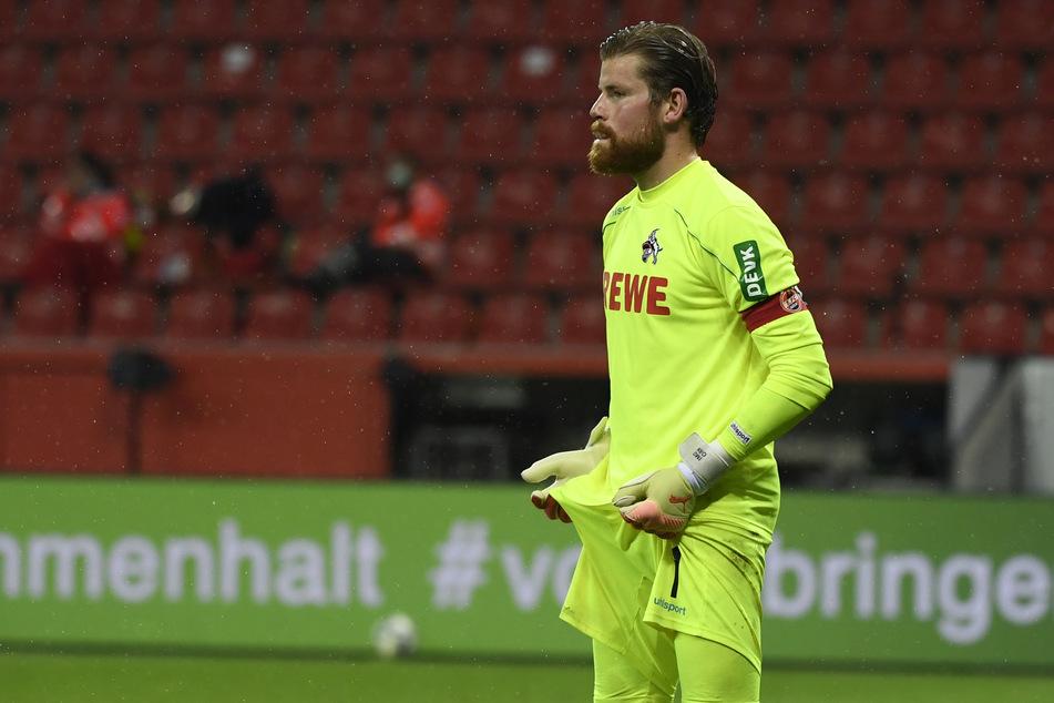 Torhüter Timo Horn (27) ist der Stammkeeper beim 1. FC Köln.