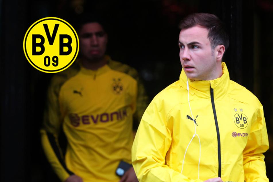 Mario Götze ins Ausland? BVB-Star soll bei Klubs in Frankreich und Italien auf dem Zettel stehen