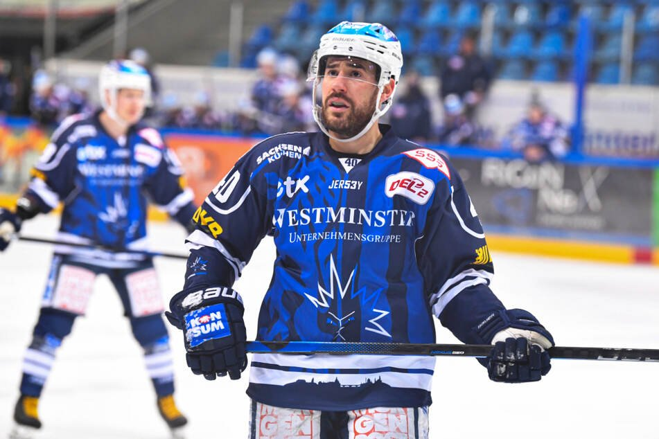 Nick Huard (30) muss nach 101 Tore im Eislöwen-Trikot gehen.