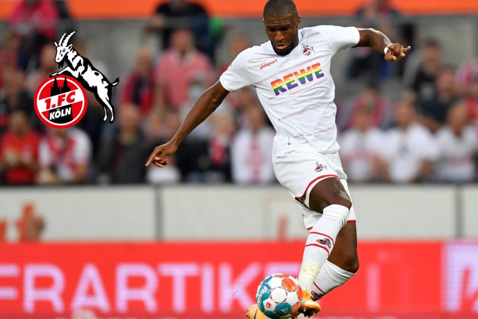 """1. FC Köln: """"Ist das die weiße Maus?"""" Spaßvogel Anthony Modeste trumpft bei Ratespiel auf"""