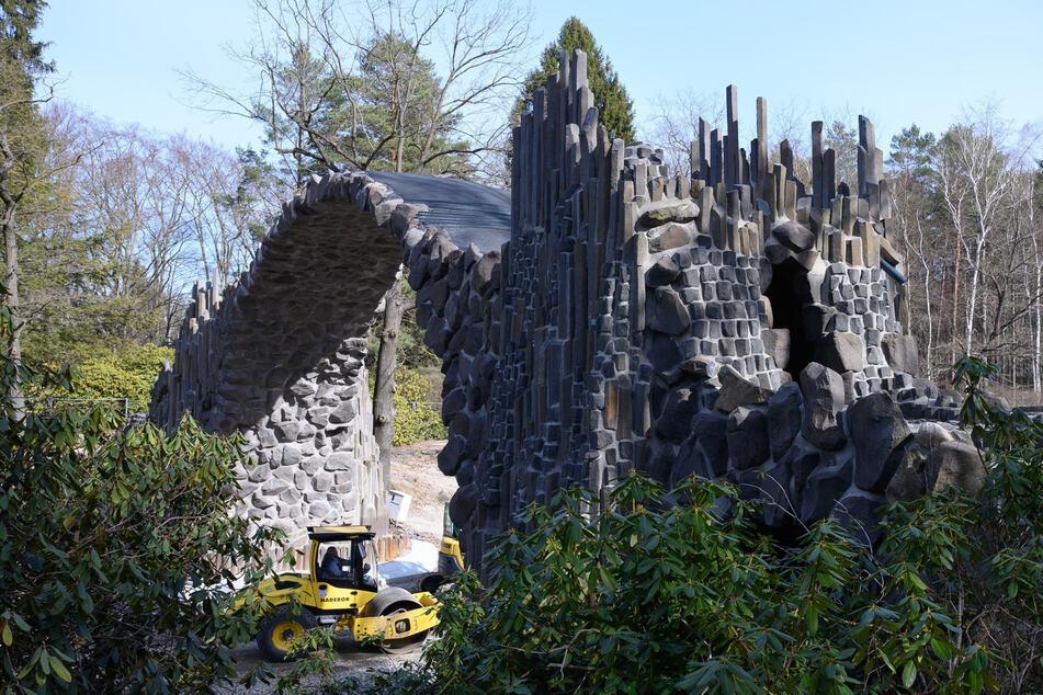 Der Kromlauer Park sucht nach echten Rangern