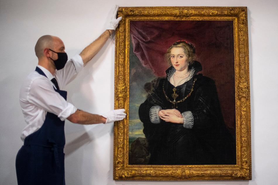 Wert: Über drei Millionen Euro! Rubens-Gemälde unter Staubschicht gefunden
