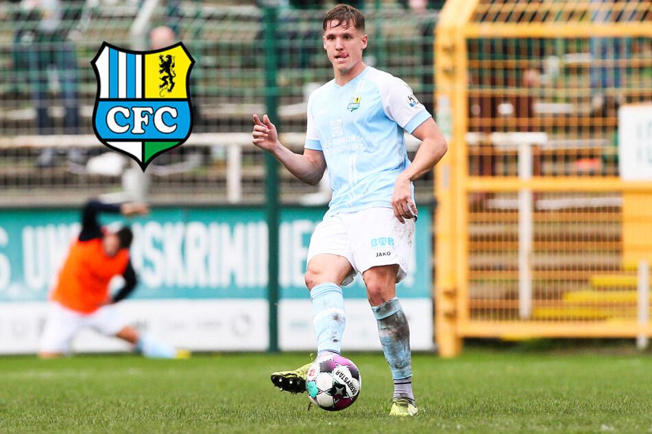 Chemnitzer FC: Abwehrmann Aigner und der Traum vom vollen Stadion
