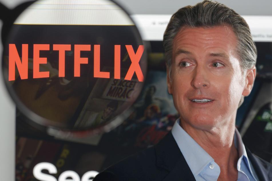 Netflix CEO donates huge sum to defeat California governor's recall