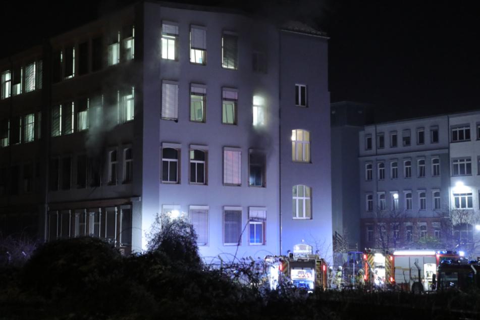 Dresden: Dresden-Friedrichstadt: In Asyl-Unterkunft brennt es heute bereits zum zweiten Mal!