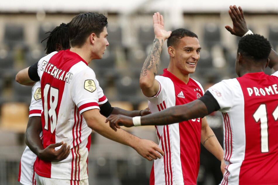 13:0-Demontage! Ajax zerstört bemitleidenswertes Venlo im eigenen Stadion