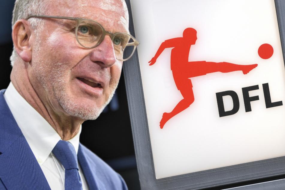 Karl-Heinz Rummenigge vom FC Bayern München erwartet beim Restart der Bundesliga ein Milliardenpublikum.