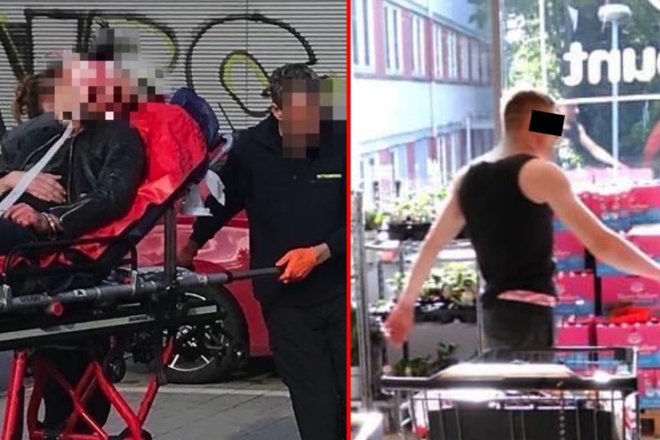 Nach Bierflaschen-Attacke in Chemnitz: Rechter Schläger verurteilt