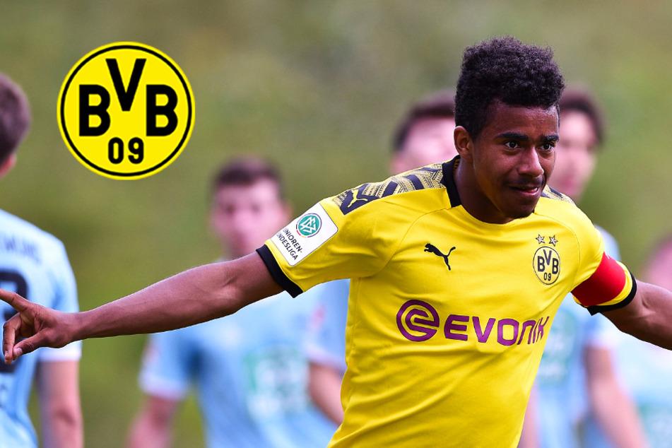 BVB zieht Mega-Talent zu den Profis hoch: U19-Kapitän darf sich in Vorbereitung beweisen!