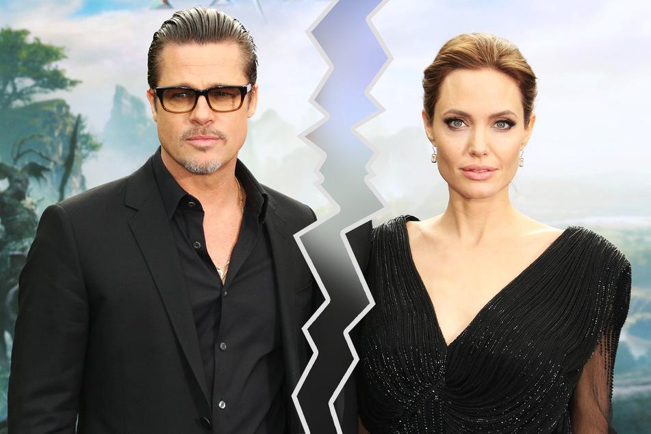 Angelina Jolie (46) und Brad Pitt (57) - hier noch als Paar - bei einer Filmpremiere in London 2014.