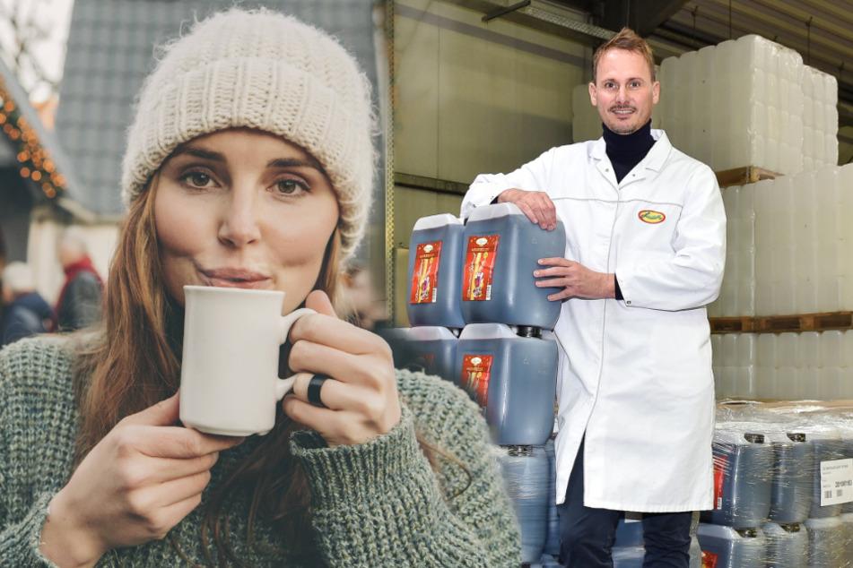 Trotz unsicherem Weihnachtsgeschäft: In der Lausitz wird schon massenhaft Glühwein produziert