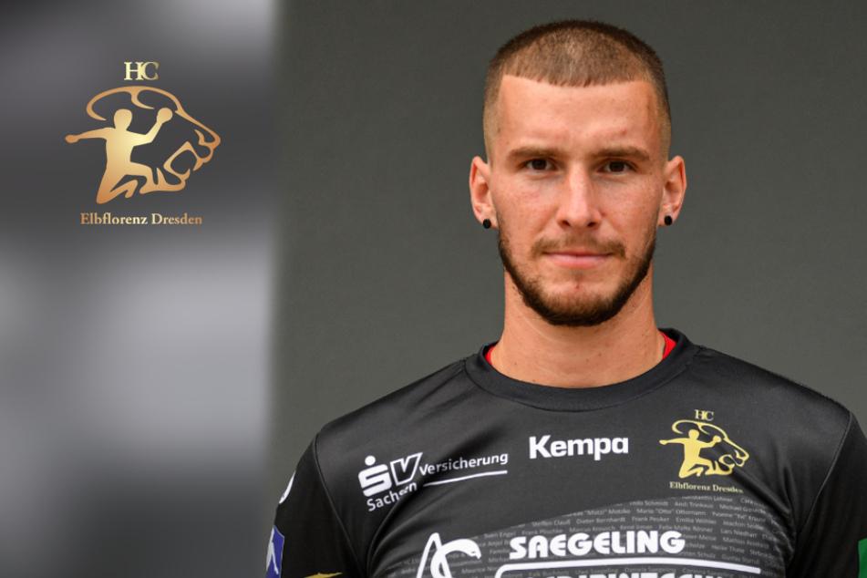 HC Elbflorenz verlängert mit Marek Vanco