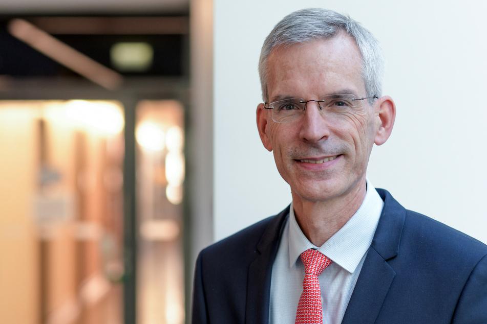 Prof. Martin Kreis, Vorstand für die Krankenversorgung in Deutschlands größter Uniklinik, der Charité.