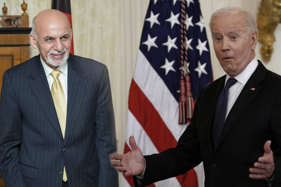 Biden invites Afghan leaders to White House as troop withdrawal almost done
