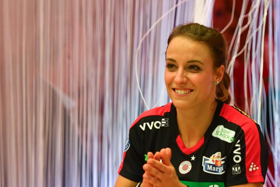 Libera Lenka Dürr freut sich auf das Treffen mit den Fans.