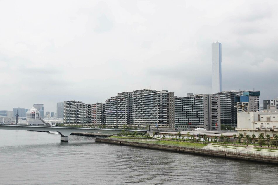 First coronavirus case confirmed at Tokyo Olympic Village as others test positive upon traveling