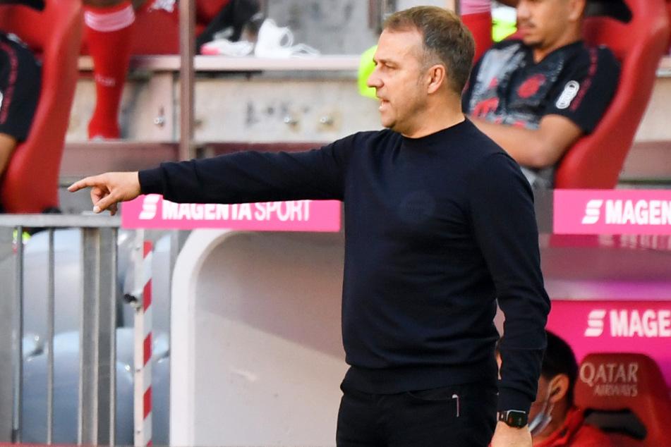 Hansi Flick freut sich gegen Bremen über Rückkehrer.