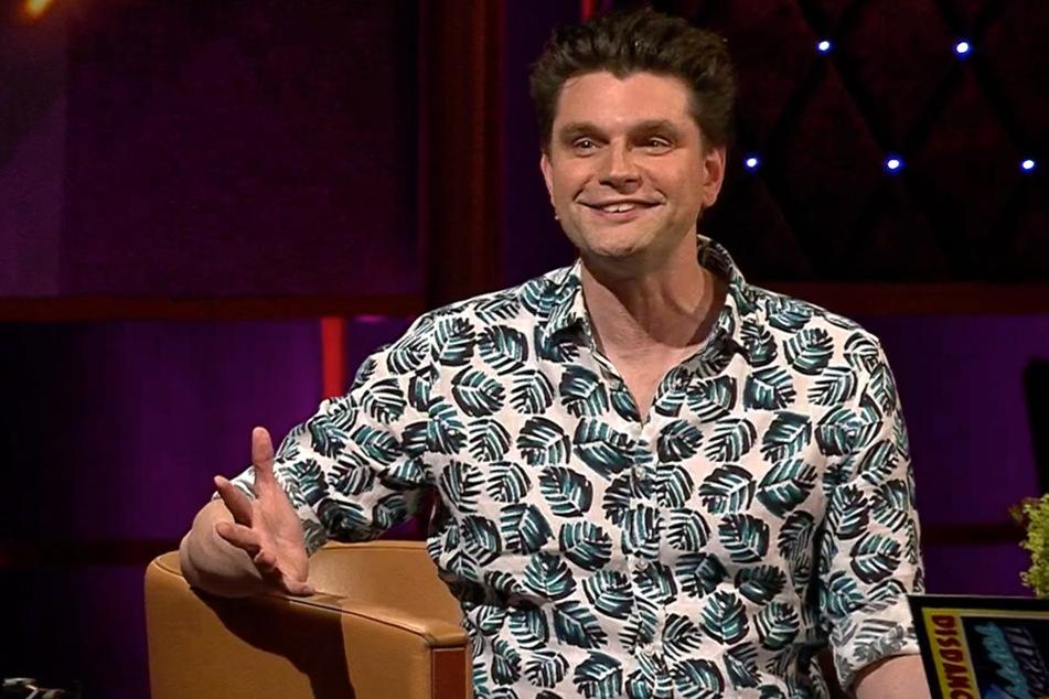 Der Komiker Lutz van der Horst (44) setzte sich in der Sendung Riverboat gegen Angelo Kelly (38) und seinen Sohn Gabriel (19) zur Wehr.