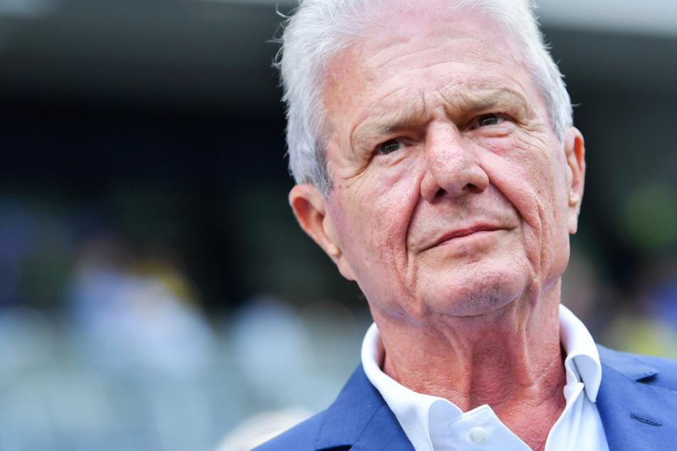 Milliardär und Fußball-Mäzen Dietmar Hopp erhält Preis für Engagement für Kinder