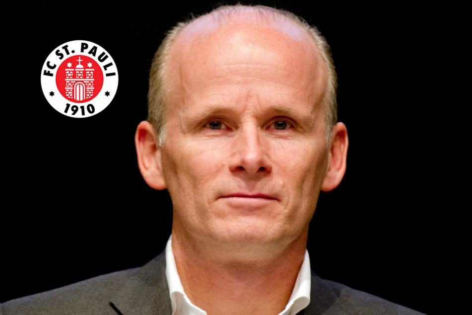 Nach Trainerentlassung beim FC St. Pauli: Vizepräsident tritt zurück