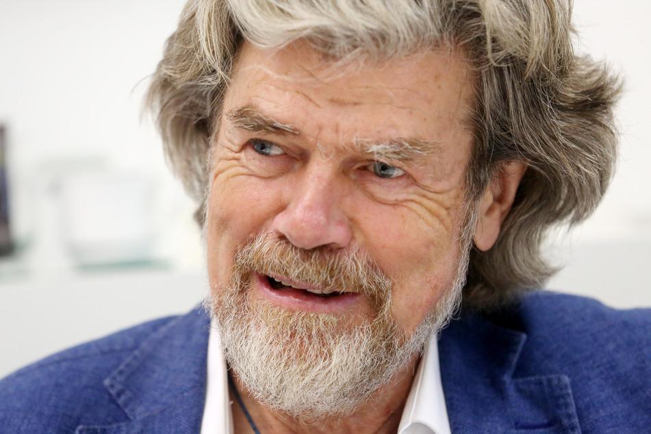 Reinhold Messner sieht Verzicht als positiven Wert. (Archivbild)