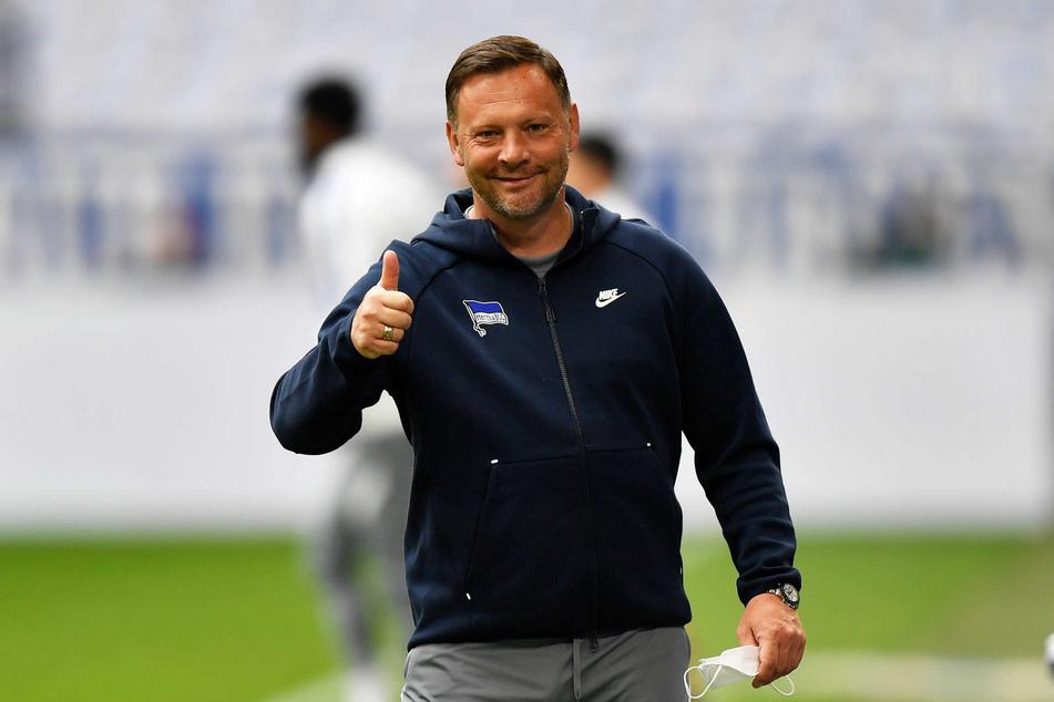 Am Mittwoch bittet Hertha-Coach Pal Dardai (45) seine Mannschaft erstmals zum Training.