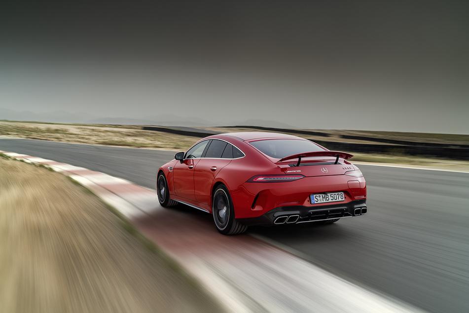 Der neue AMG GT 63 S E Performance ist der stärkste Serien-AMG aller Zeiten.