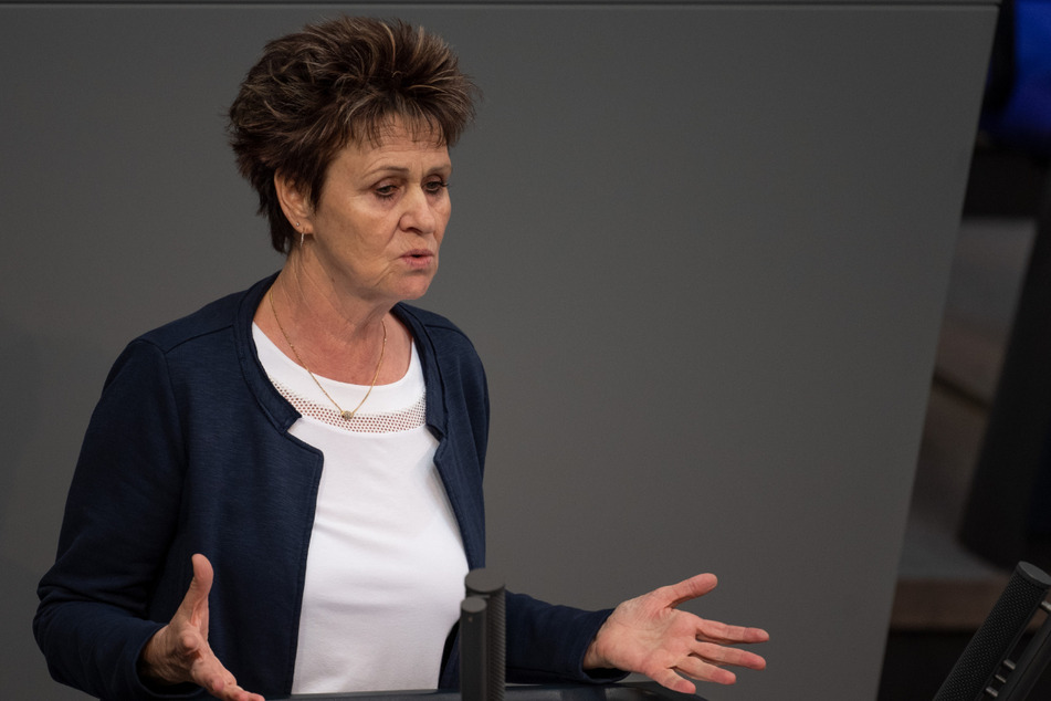 Die Zwickauer Bundestagsabgeordnete Sabine Zimmermann (65, Linke) fordert, dass das Land Sachsen besser auf die überalterte Bevölkerung im Freistaat reagieren muss.
