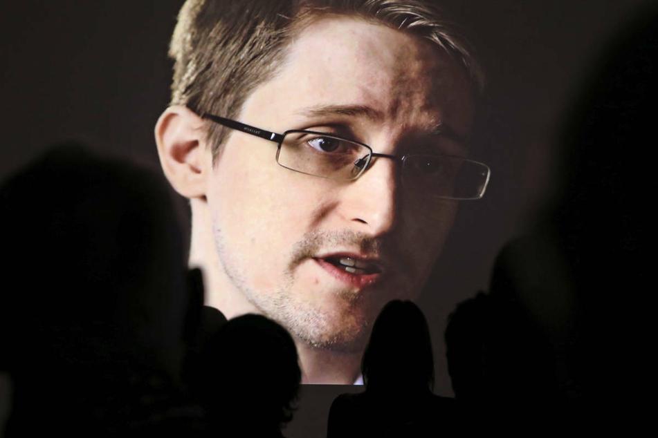 Der US-amerikanische Whistleblower Edward Snowden (38) soll laut den Veranstaltern per Videoschalte zu den Demonstranten sprechen. (Archivfoto)