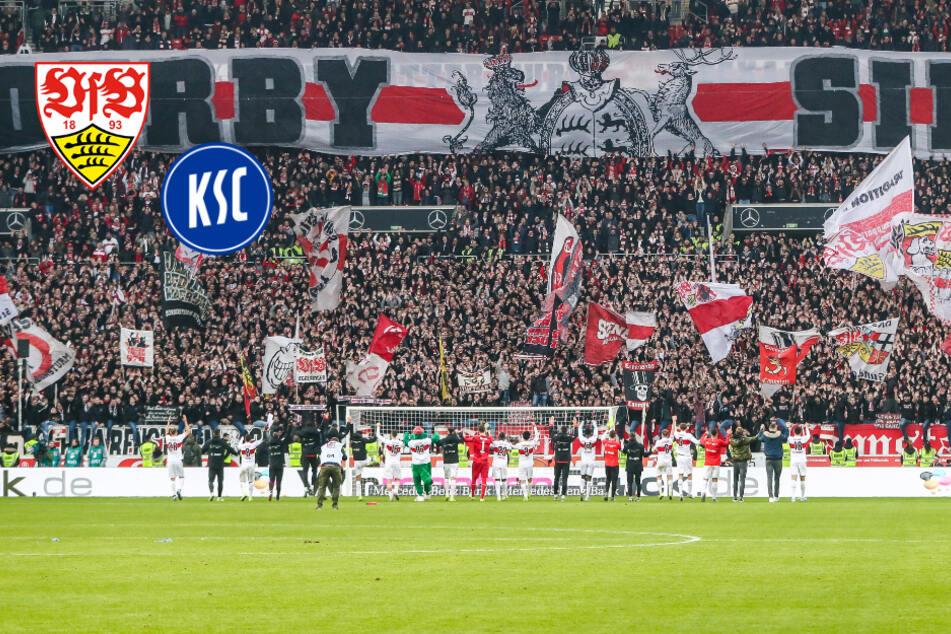 """VfB-Fans haben nach Gerüchten um Insolvenz Mitleid: """"Das gönne ich nicht mal dem KSC!"""""""