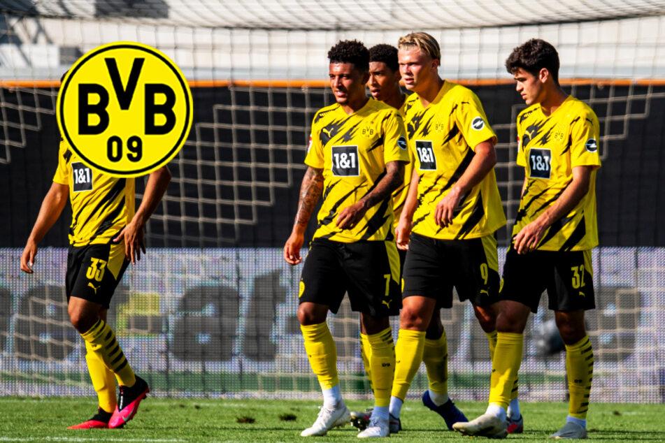 BVB betreibt gegen Altach Chancenwucher, feiert dank Haaland-Doppelpack aber Kantersieg!