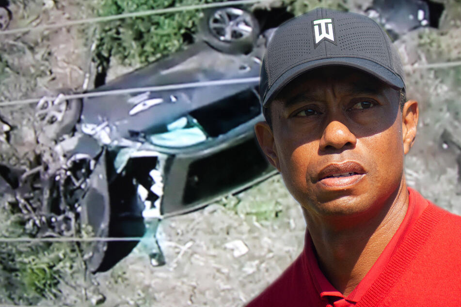 "Golf legend Tiger Woods is ""responsive and recovering"" after near-fatal car crash"