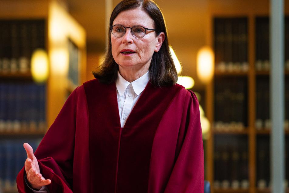 Die aktuelle Präsidentin, Ricarda Brandts (65), geht bald in den Ruhestand. Eine Nachfolgerin oder ein Nachfolger muss her.