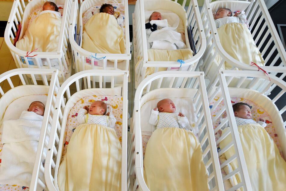 Im vergangenen Jahr wurden in Deutschland 773.200 Kinder geboren - dabei bleibt Angst noch der Hauptgrund gegen den Nachwuchs.