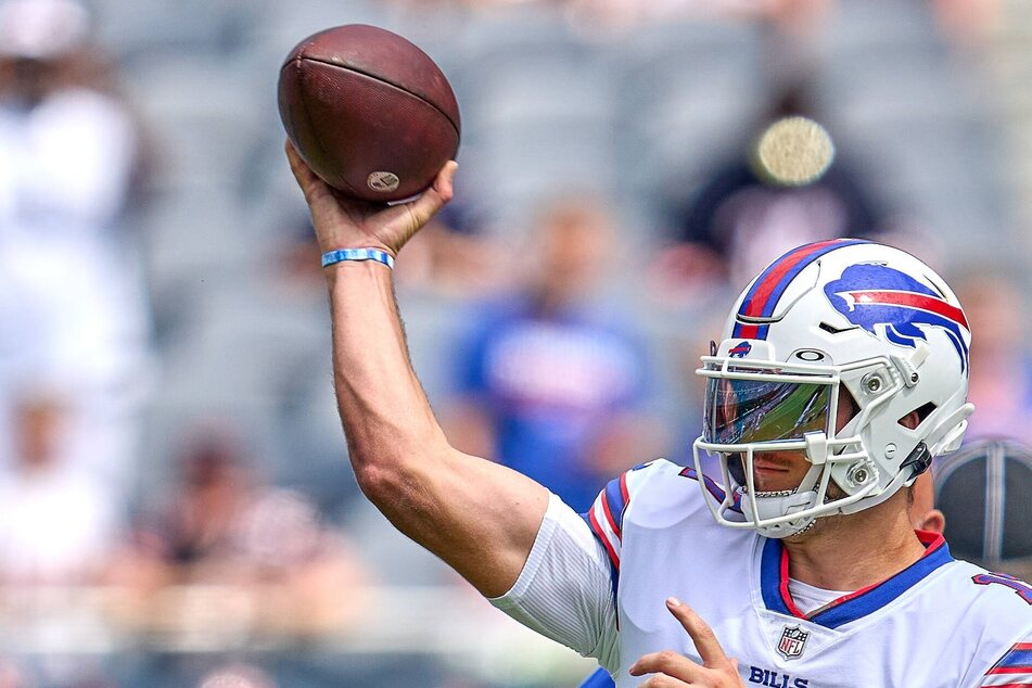 NFL: Josh Allen and the Bills easily beat down the Packers in their preseason finale