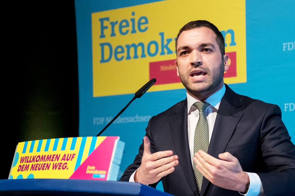 Konstantin Kuhle, FDP-Innenpolitiker.