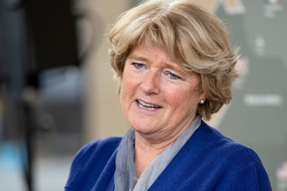 Kulturstaatsministerin Monika Grütters (CDU).