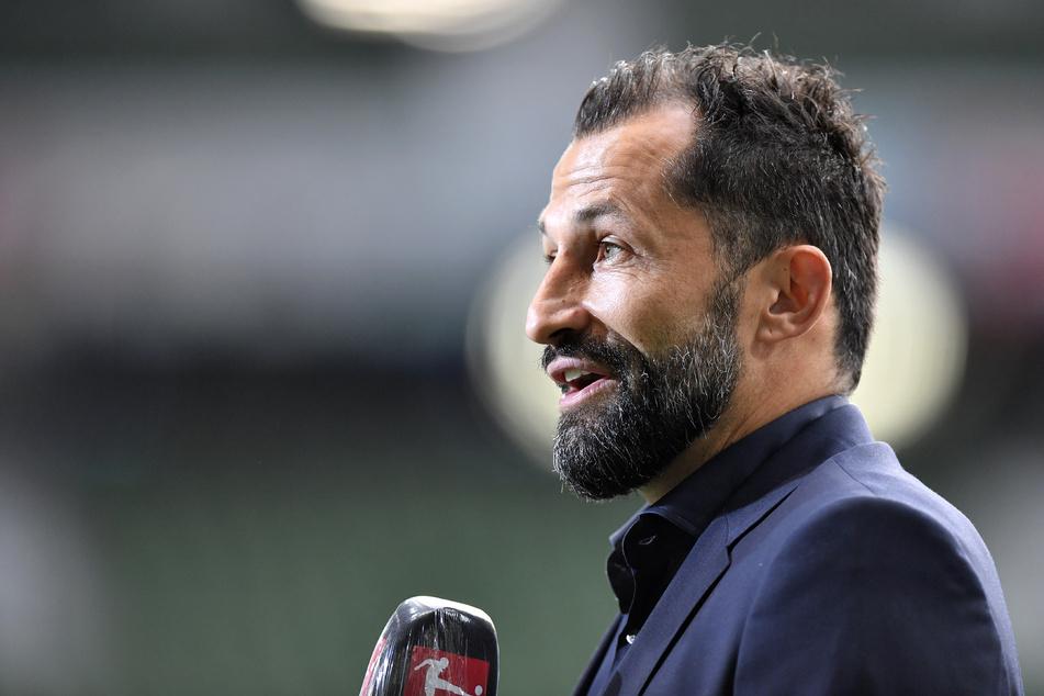 Biss sich bislang an der Verpflichtung Hudson-Odois die Zähne aus: Bayern-Sportvorstand Hasan Salihamidzic (43).