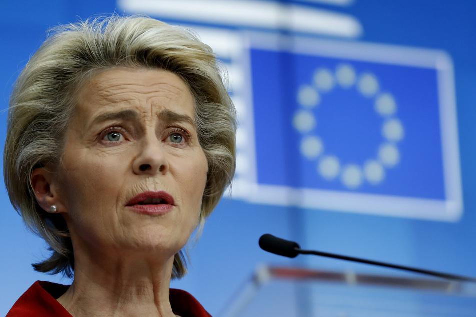 Ursula von der Leyen, Präsidentin der Europäischen Kommission, sieht keine erneuten Grenzschließungen an den europäischen Binnengrenzen aufgrund der Corona-Pandemie.