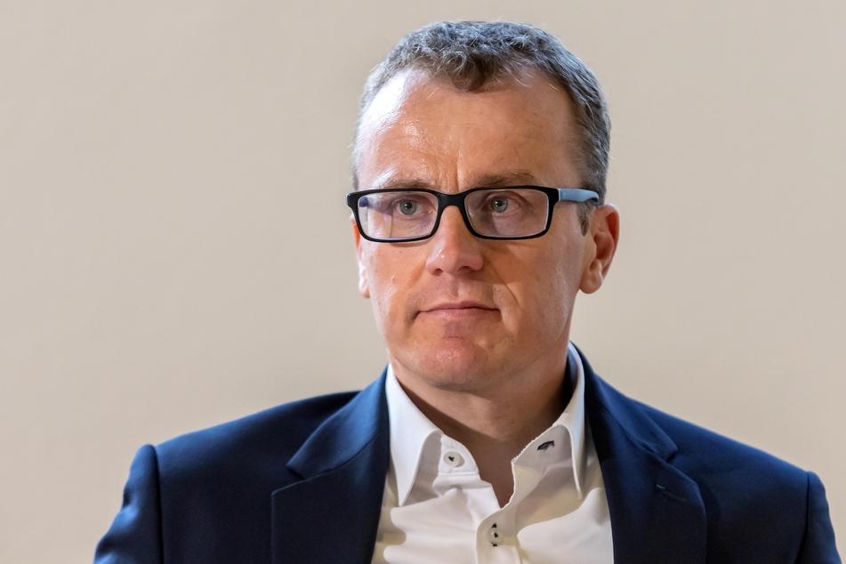 Alexander Krauß (45, CDU) möchte Corona-Patienten aus Tschechien in Sachsen aufnehmen.