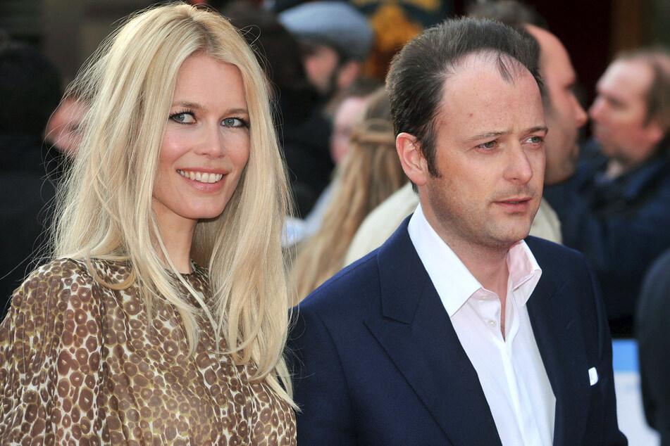 Clauda Schiffer und ihr Ehemann, der Regisseur Matthew Vaughn, sind seit 2002 verheiratet. (Archivbild)