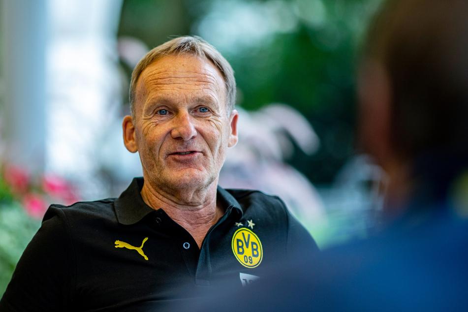 Hans-Joachim Watzke, Geschäftsführer von Borussia Dortmund (BVB).
