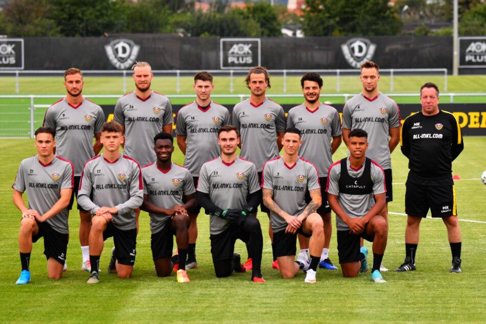 Dynamo Dresdens Neuzugänge und Nachwuchskräfte, die nun einen Profivertrag haben, auf einen Blick.