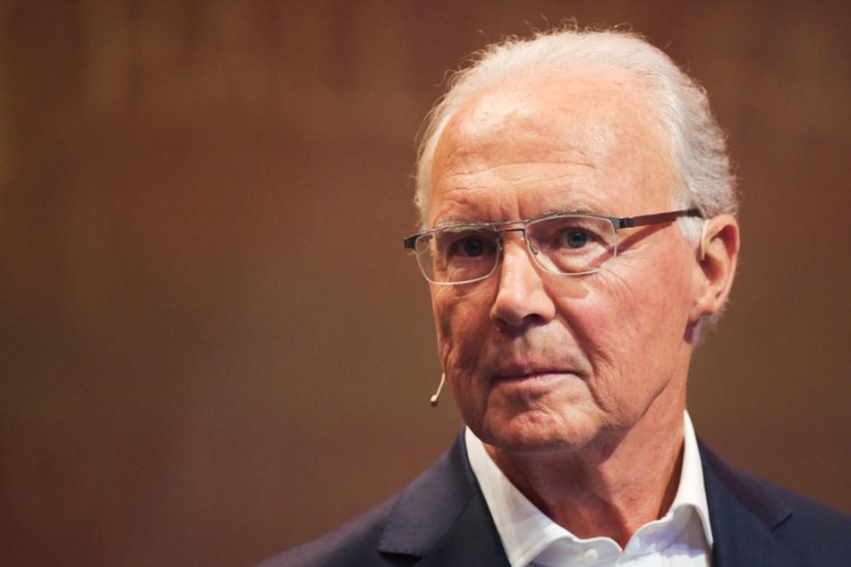 Franz Beckenbauer (74) hat der Tod seines Sohnes schwer getroffen.