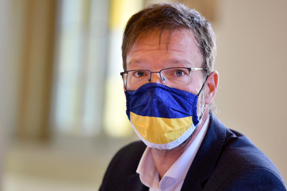 Jenas Oberbürgermeister Thomas Nitzsche (45, FDP) hat Corona.